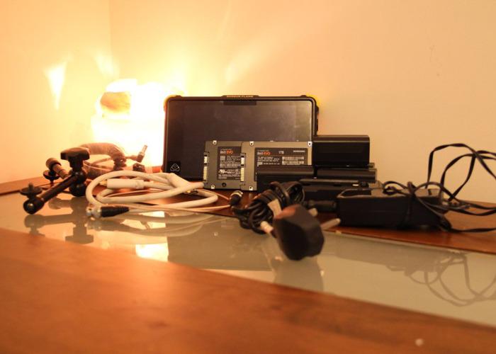 """Atomos Shogun Flame 7"""" Monitor/Recorder 7' - 1"""
