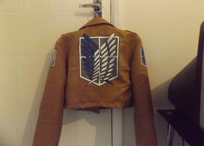 Attack On Titan jacket - Cosplay Item - 1