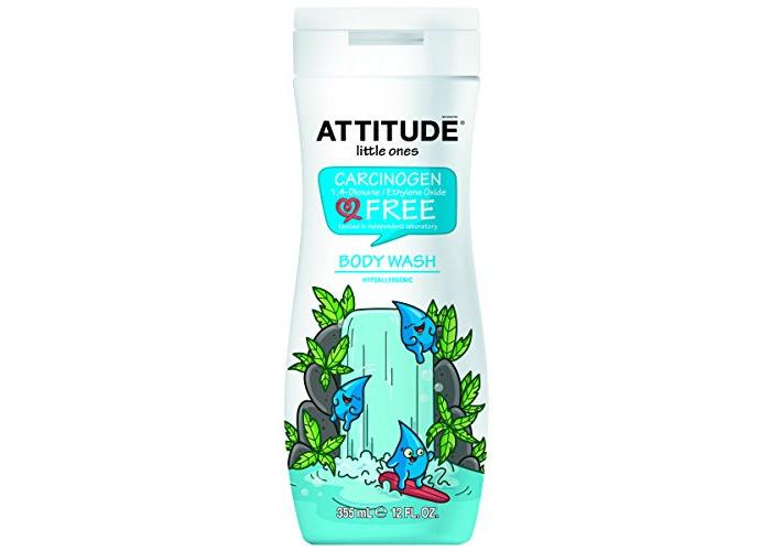 Attitude Eco-Kids Body Wash 355ml - 1