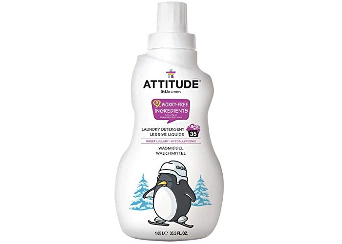 Attitude Little Ones 35 W Lullaby Laundry Liquid 1.05 Litre (Pack of 1) - 1