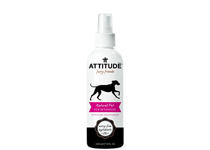 Buy Attitude Pet Fur Detangler 8 Fl Oz Fat Llama