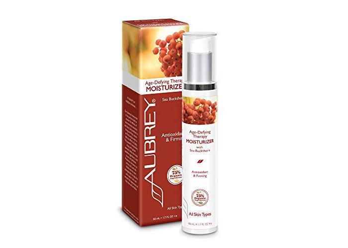 Aubrey Organics - Age-Defying Moisturizer, 1.7 fl oz cream by Aubrey Organics - 1