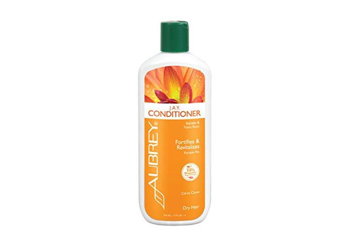 Aubrey Organics Jojoba and Aloe Desert Herb Revitalising Conditioner - 325ml - 1