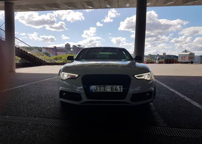 Audi a5 s line - 1