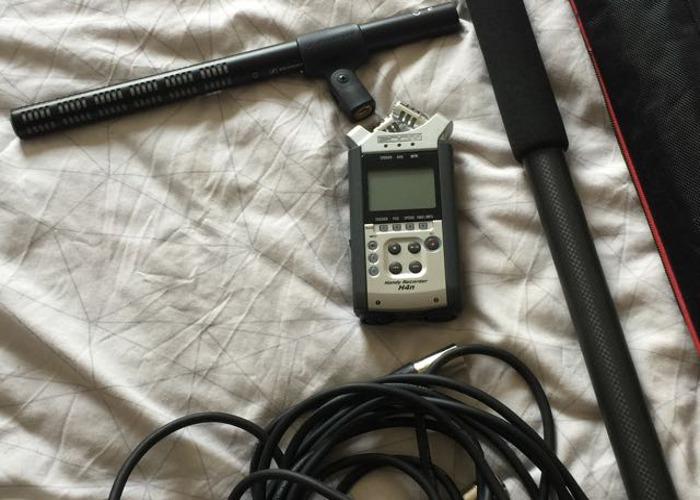 Audio recorder - 1