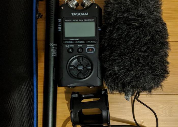 Audio Recorders Kit - 2