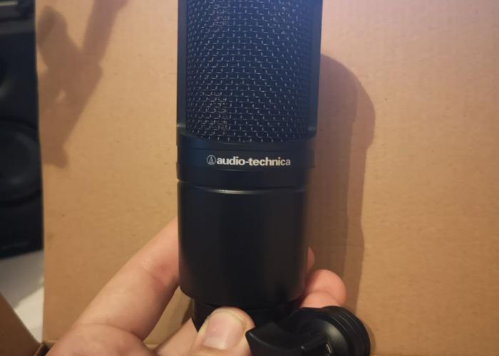 Audio technica At2020  - 1