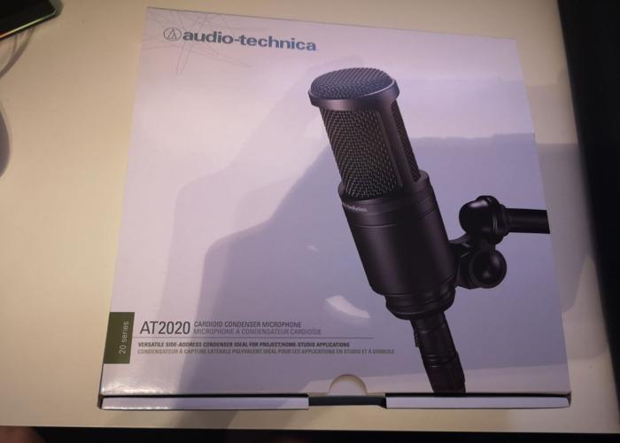 Audio technica At2020  - 2