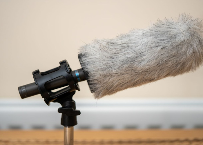 Audio Technica AT897 Shotgun Microphone - 2