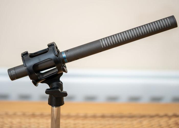 Audio Technica AT897 Shotgun Microphone - 1