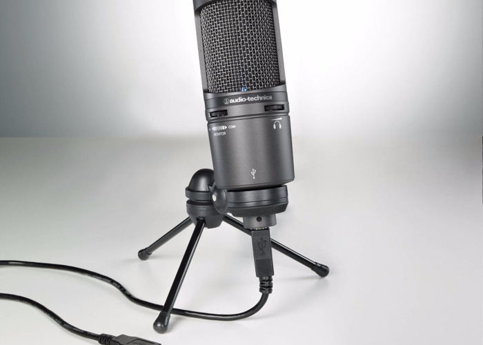 Audio-Technica AT2020USB - 1