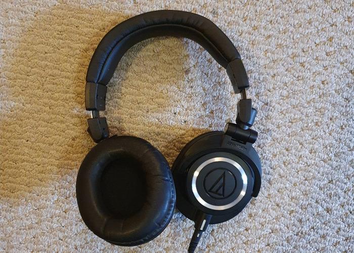 Audio-Technica ATH-M50X - 1