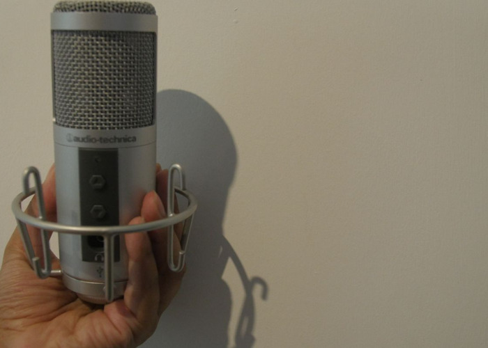 Audio-Technica ATR2500-USB Mic - 1