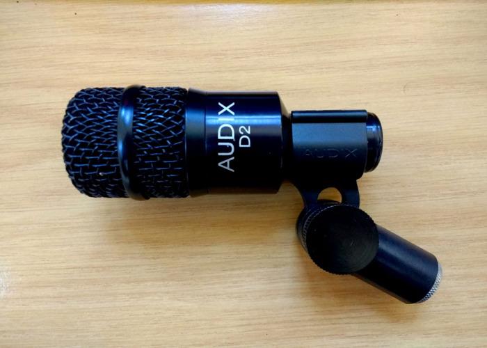 Audix D2 Microphone - 1