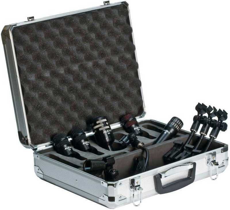 Audix DP5A Drum Mic Pack - 1