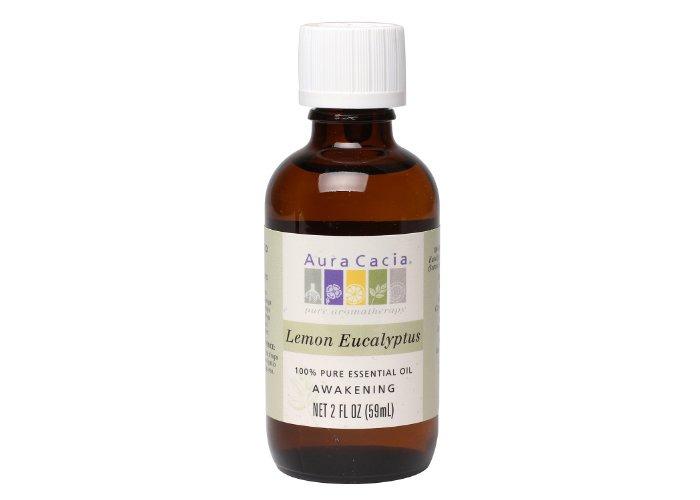 Aura Cacia Essential Oil, Awakening Lemon Eucalyptus, 2 fluid ounce - 1