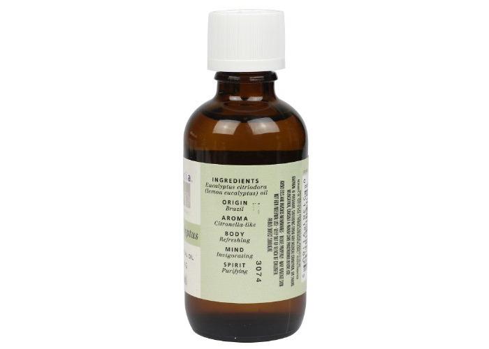 Aura Cacia Essential Oil, Awakening Lemon Eucalyptus, 2 fluid ounce - 2
