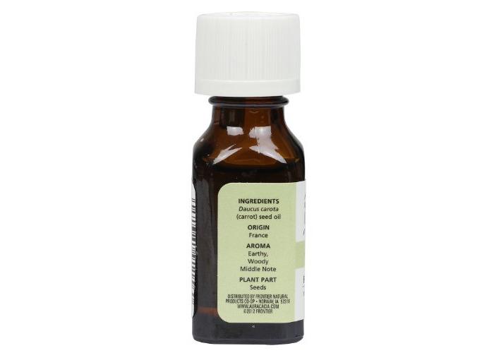 Aura Cacia Essential Oil, Replenishing Carrot Seed, 0.5 fluid ounce - 2
