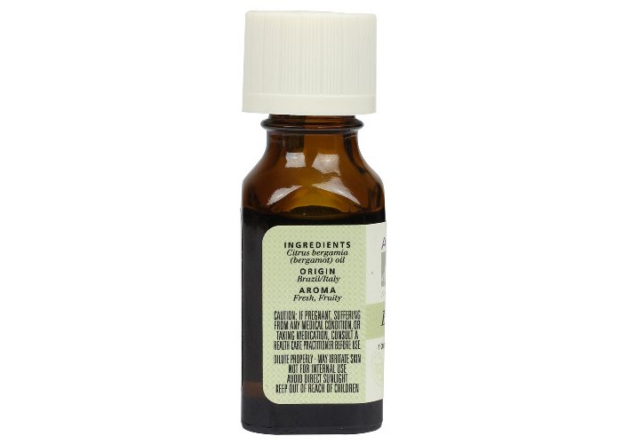 Aura Cacia Essential Oil, Uplifting Bergamot, 0.5 fluid ounce - 2