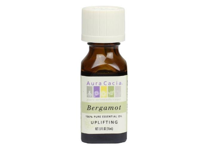 Aura Cacia Essential Oil, Uplifting Bergamot, 0.5 fluid ounce - 1