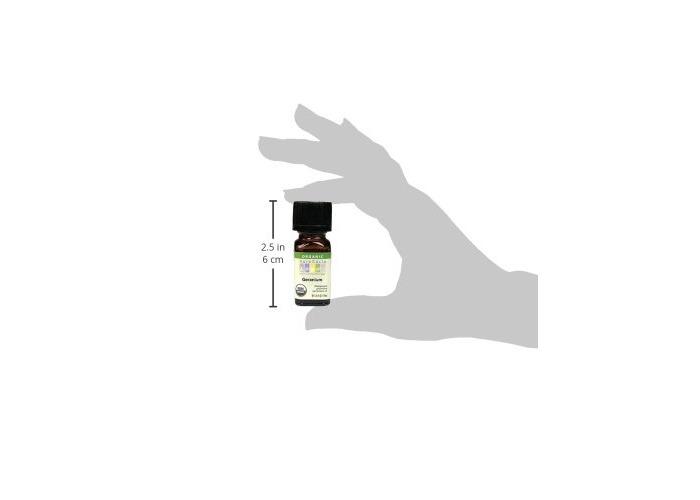 Aura Cacia Organic, Geranium, 0.25 Fluid Ounce - 2