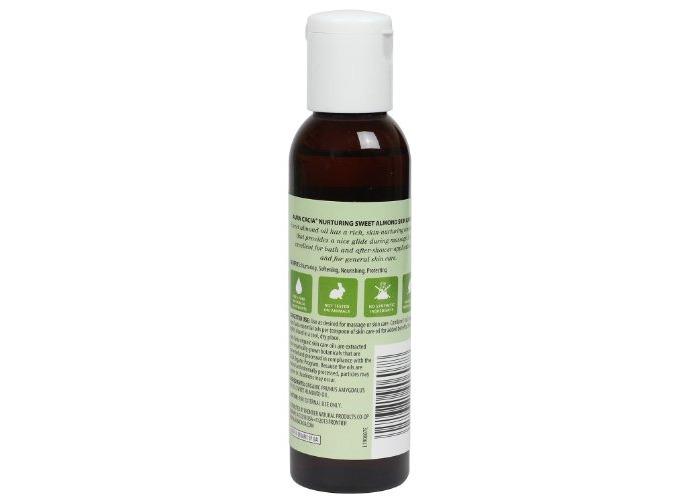 Aura Cacia Organics Skin Care, Sweet Almond 4 fl oz - 2