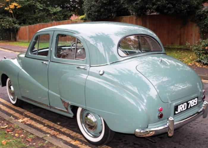 Austin A40 Somerset (1954) - 2