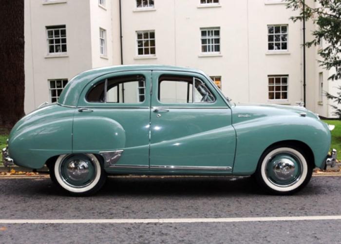 Austin A40 Somerset (1954) - 1