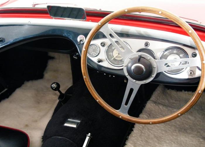 Austin Healey 100 4 (1954) - 2