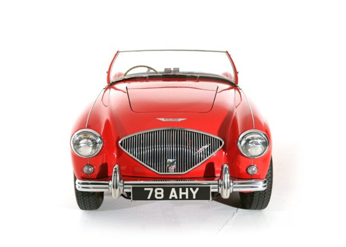Austin Healey 100 4 (1954) - 1