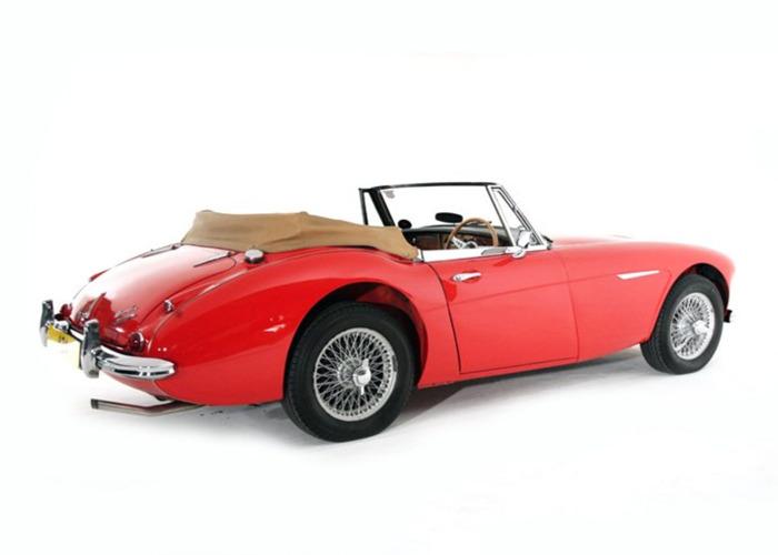 Austin Healey 3000 mkIII (1964) - 2