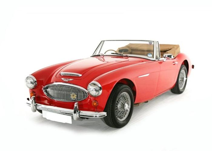 Austin Healey 3000 mkIII (1964) - 1
