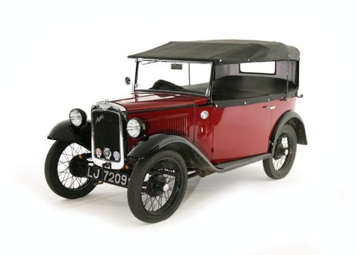 Austin Seven Open Tourer (1933) - 2