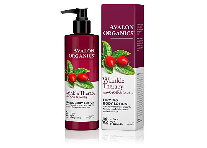 Avalon Organics CoQ10 230 ml Wrinkle Therapy Ultimate Firming Lotion - 1