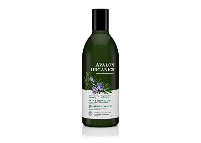 Avalon Organics Rosemary Bath and Shower Gel 355ml - 1