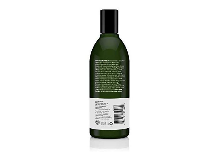 Avalon Organics Rosemary Bath and Shower Gel 355ml - 2