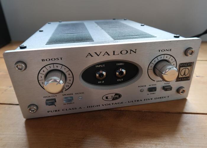 Avalon U5 DI - 1