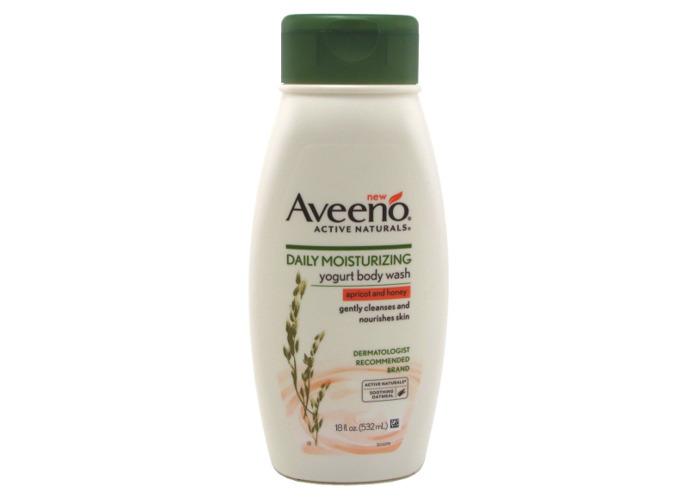 Aveeno Yogurt Body Wash Apr/Hn 18 Oz - 2