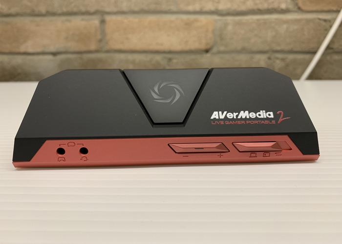 1080p60 video recorder / interface AVerMedia Live Gamer Portable 2 - 2