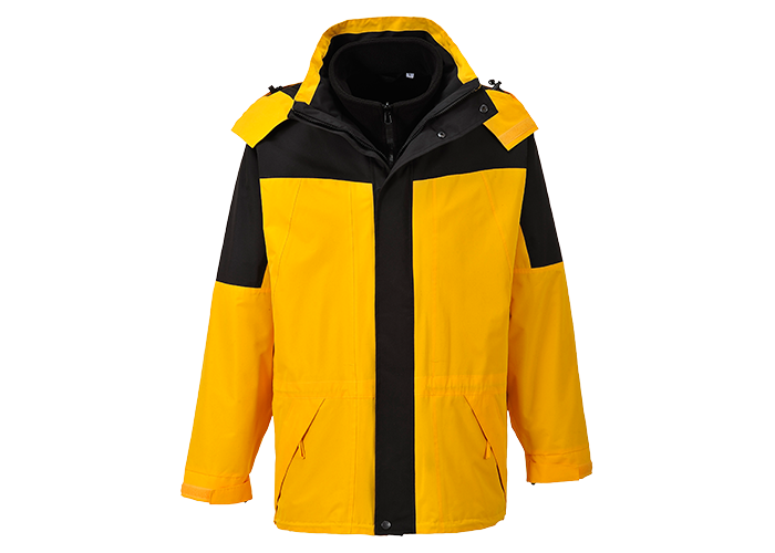 Aviemore Mens Jacket  Yellow  3 XL  R - 1