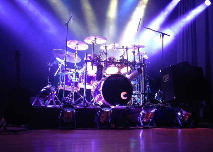 Ayotte Custom Drum kit  - 1