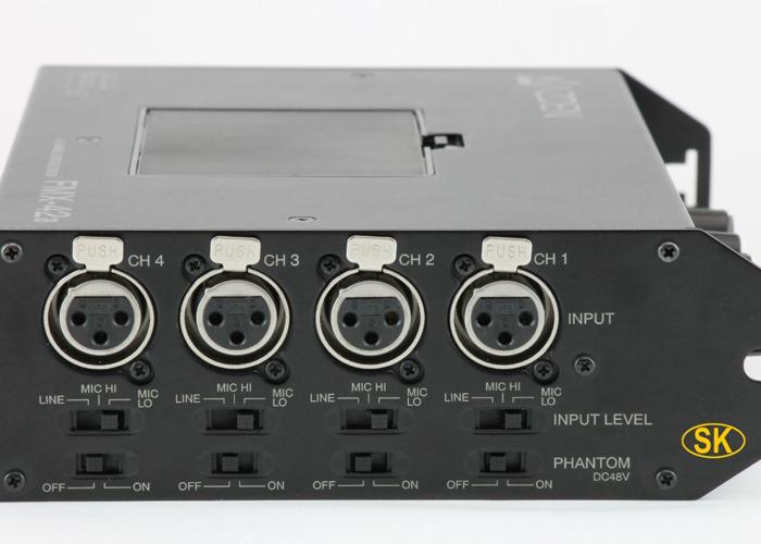 AZDEN FM42-A Field Mixer - 2
