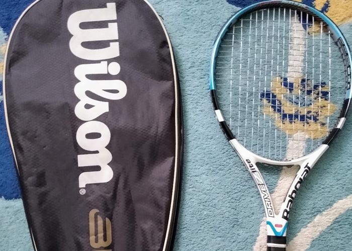 Babolat drive z lite tennis racket - 1