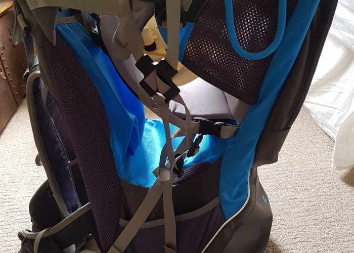 Baby Back Pack Carrier - 1