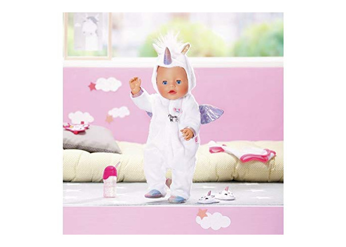 Baby Born Unicorn Onesie - 1