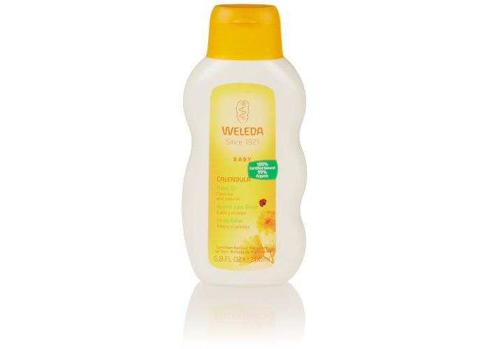 Baby Calendula Oil - 200ml/6.5oz - 1