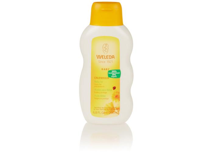 Baby Calendula Oil - 200ml/6.5oz - 2