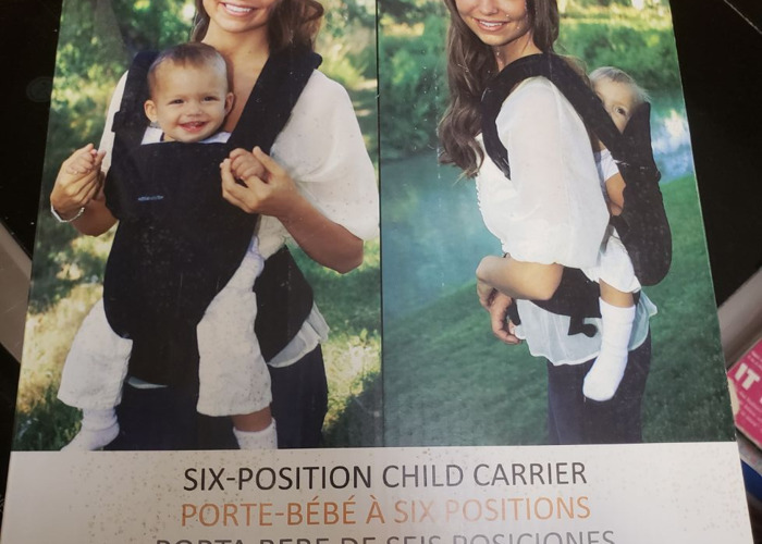 Baby carrier - 1