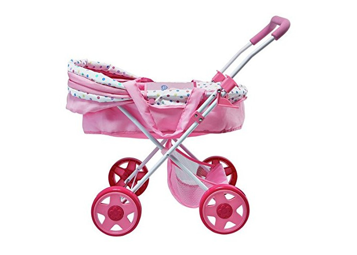Baby Doll Chad Valley Babies to Love My First Doll's Pram Kids Pushchair Imaginative Play GIFT TOY - 1