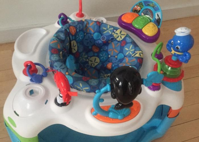 Baby Einstein Rhythm of the Reef Activity Saucer - 2